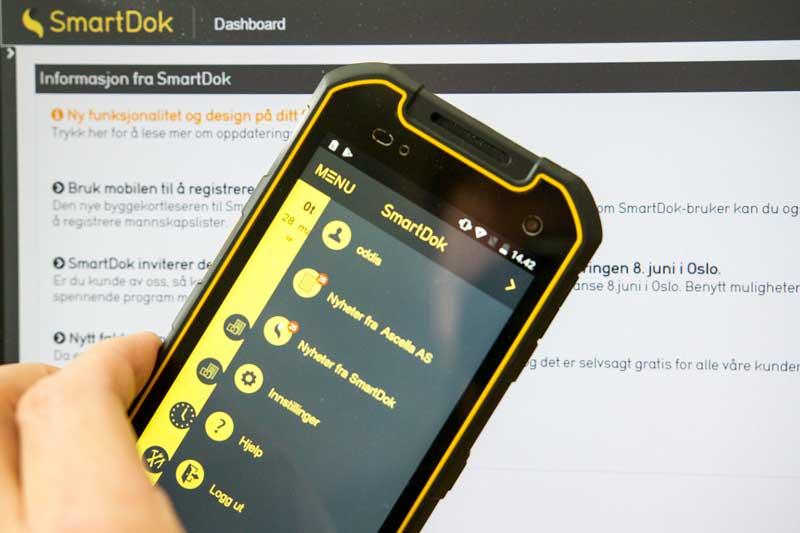 Ny funktionalitet och design på din firmas informationstavla