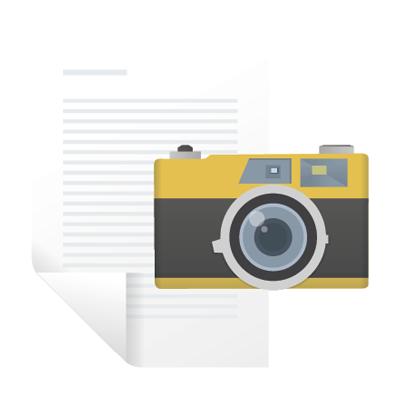 Alla formulär är direkt kopplade till projekt eller maskiner