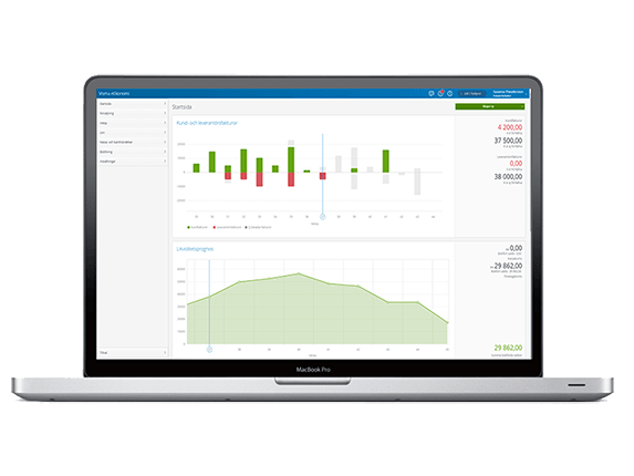 Visma eEkonomi SmartDok Integration