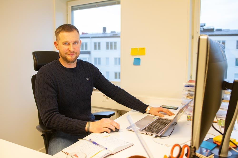 Matison Enterprise är ett snabbt växande företag i Sverige som också är bland de mest innovativa i branschen
