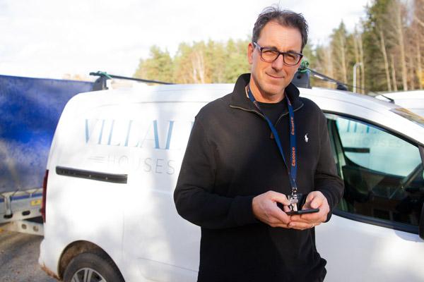 Villalid grundades år 2005 av Mikael och Mia Hägerlid, som i starten specialiserade sig på villabyggen