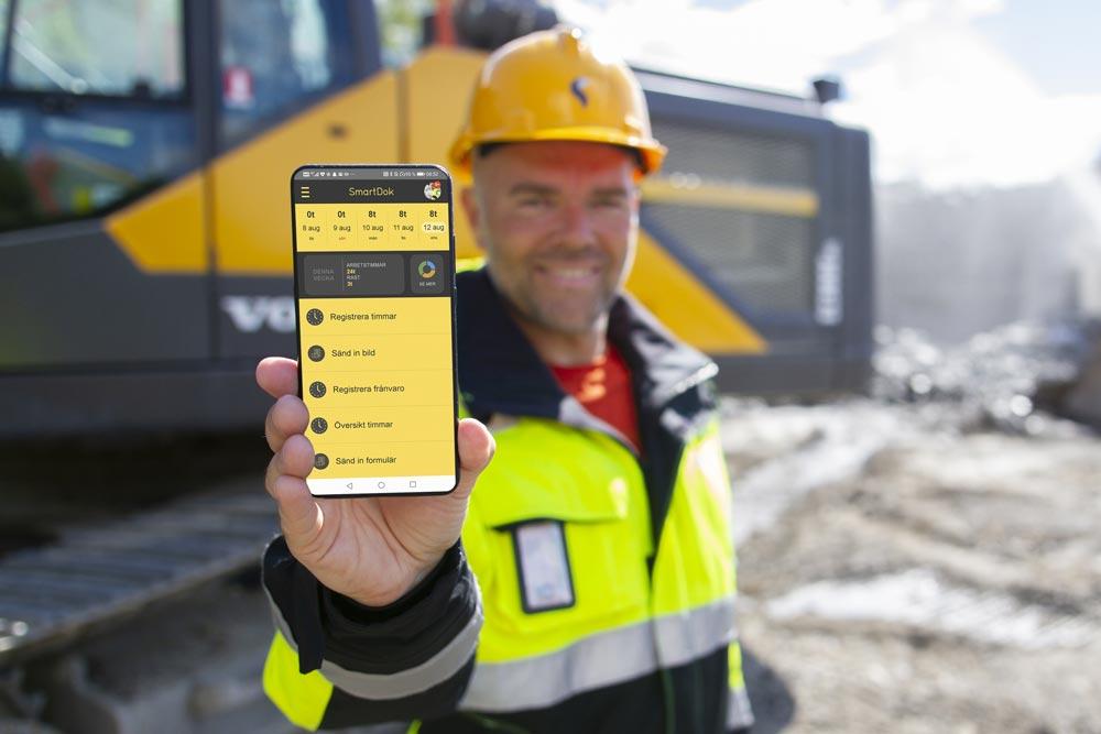 tt komplett projektverktyg för små och stora byggföretag!