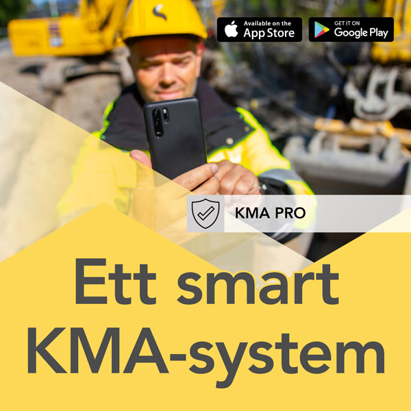 Ditt branschanpassade system för systematiskt KMA-arbete