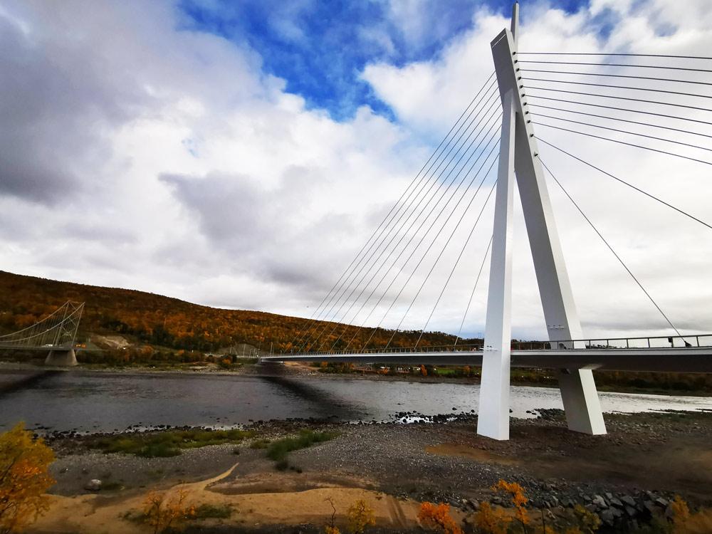 Norska trafikverket önskade enkelhet och kvalitet vid dokumenteringen av arbetet med broprojektet, Tana Bro. Valet föll på SmartDok.