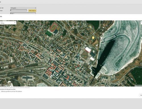 Vi har förenklat skapandet av underprojekt i SmartDok