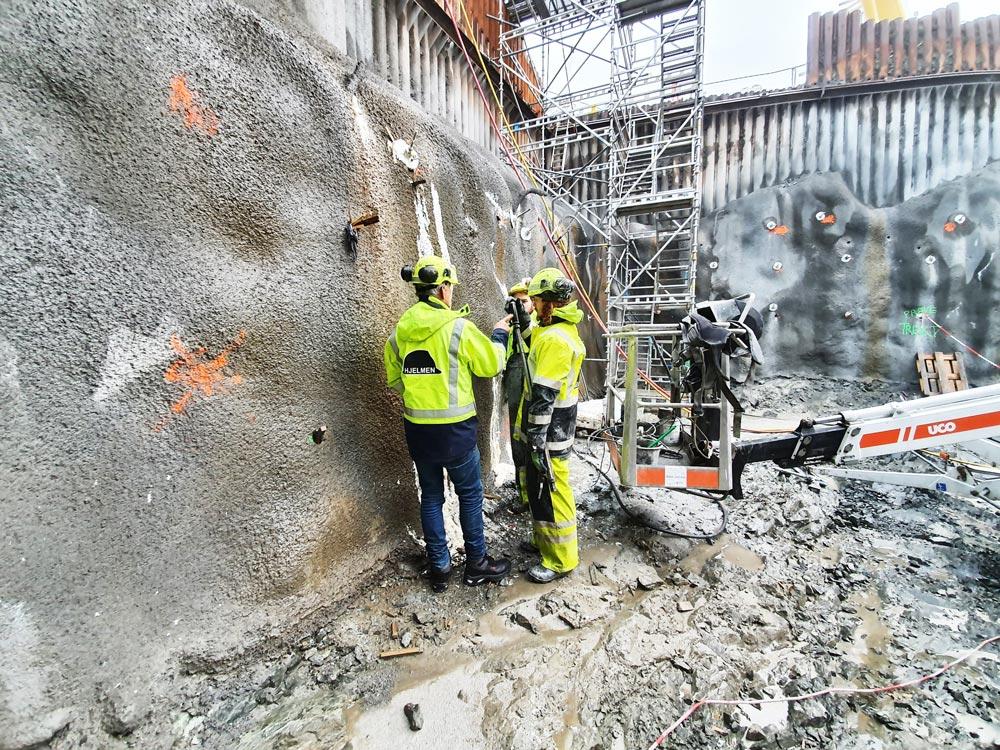 utbyggnadsprojektet till bybanan i Bergen.