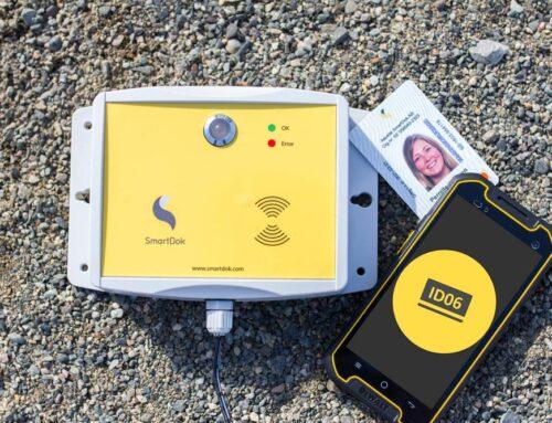 SmartDok avslutar samarbetet med ID06