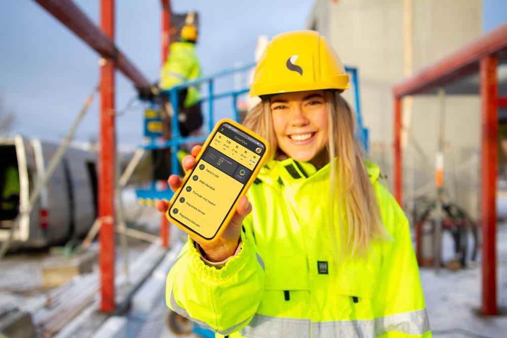 Varje år registreras hela 40-60 arbetsrelaterade dödsfall i Sverige. Och Bygg- och anläggningsindustrin är den bransch med flest dödsfall per år.